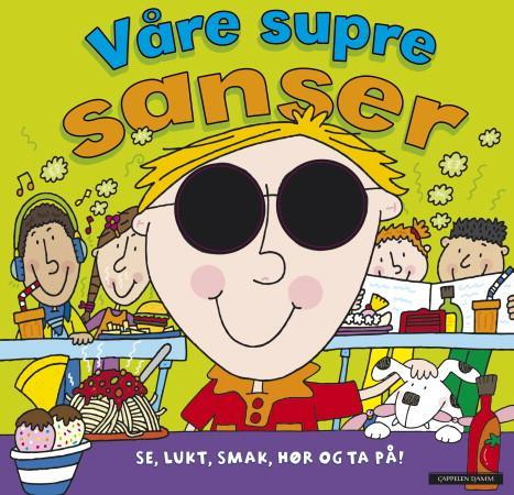 Våre supre sanser - Mike Goldsmith