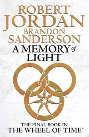 Memory of light - Robert Jordan