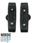 Brodder mini 2 pk, str 41-45 svarte -