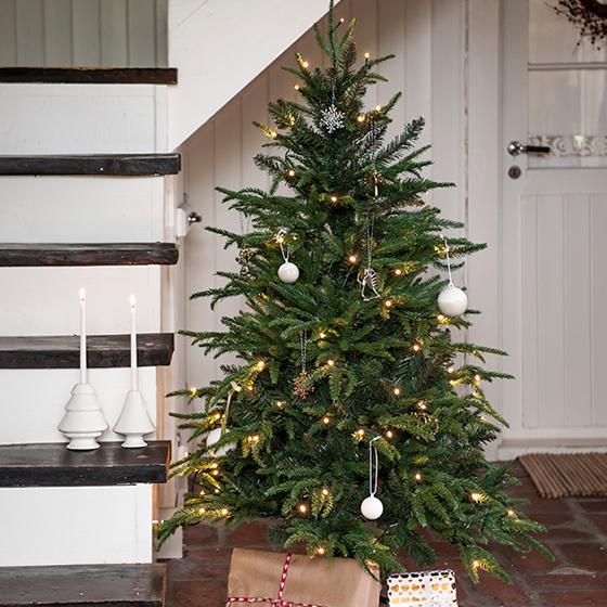 Berømte Juletre 120 cm med 100 LED lys - Leve Interiør » Bokklubben YN-69