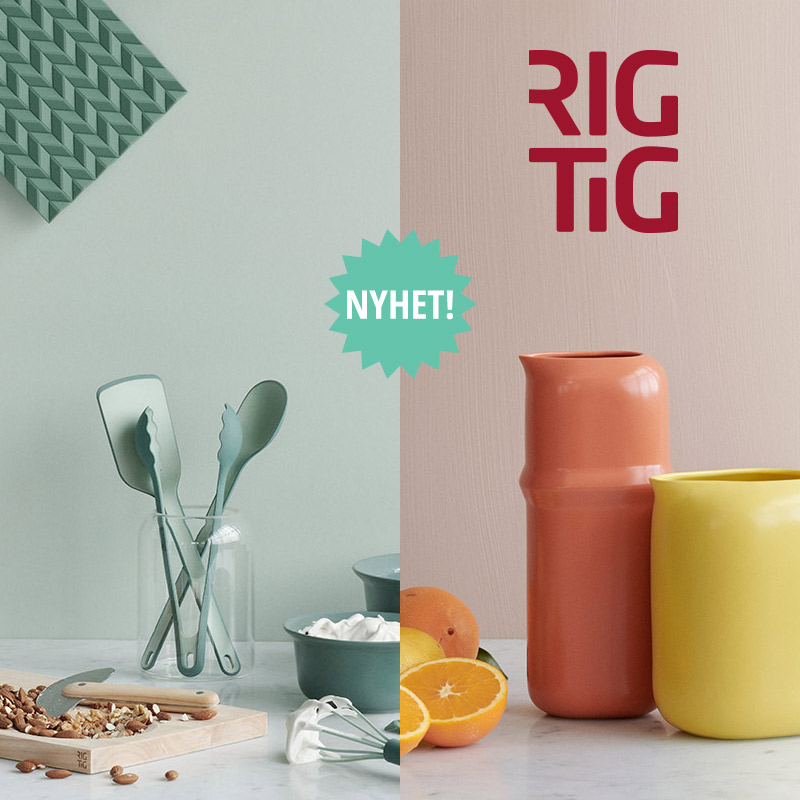 Nyheter Rig-tig by Stelton