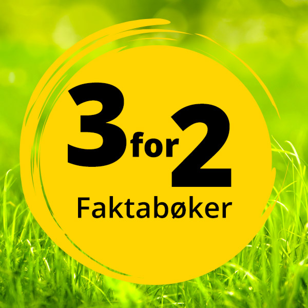 3 for 2: faktabøker