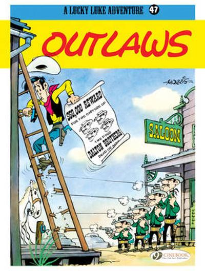 Lucky Luke Vol.47: Outlaws - Morris