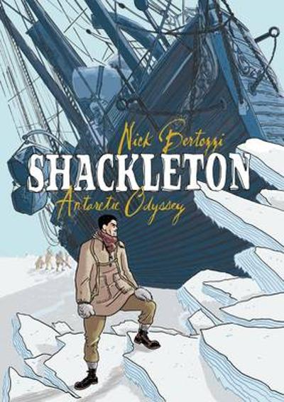 Shackleton - Nick Bertozzi