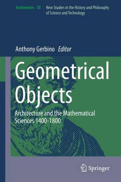 Geometrical Objects - Anthony Gerbino