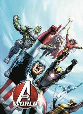 Avengers World Volume 1: A.i.m.pire - Jonathan Hickman Nick Spencer Stefano Caselli
