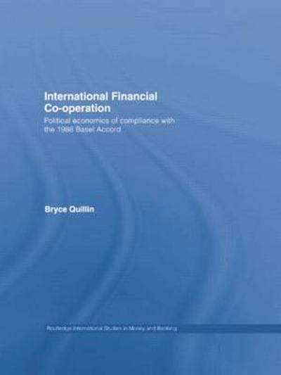 International Financial Co-Operation - Bryce Quillin