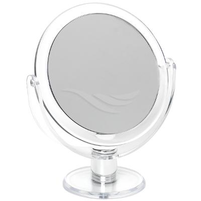 Magnifying Standing Mirror 5x - Acrylic Glass - Vadeco