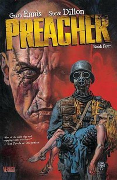 Preacher Book Four - Garth Ennis