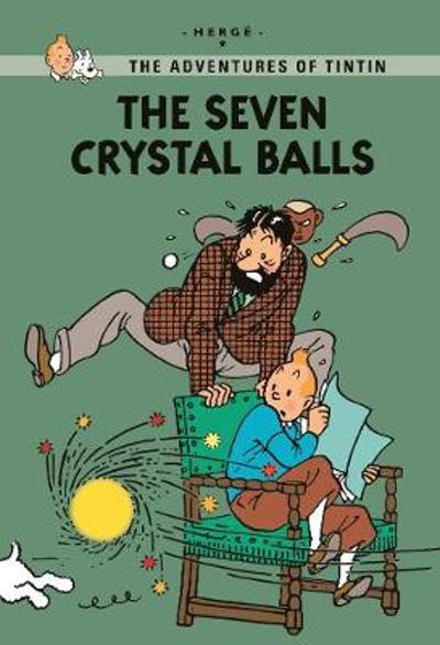 The Seven Crystal Balls - Georges Remi Herge