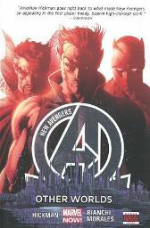 New Avengers Volume 3: Other Worlds (marvel Now) - Jonathan Hickman Simone Bianchi