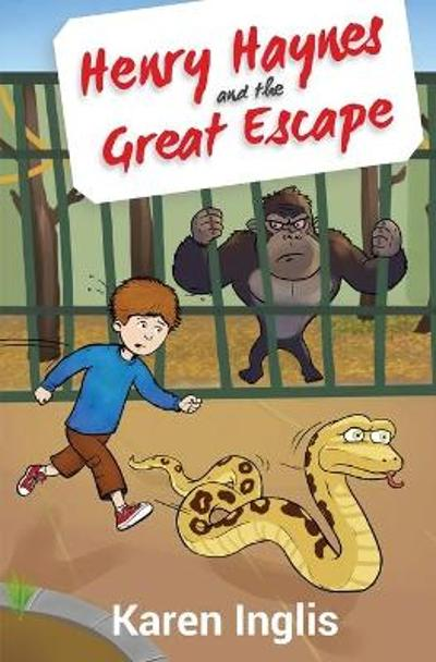Henry Haynes and the Great Escape - Karen Inglis