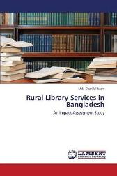 Rural Library Services in Bangladesh - Shariful Islam MD