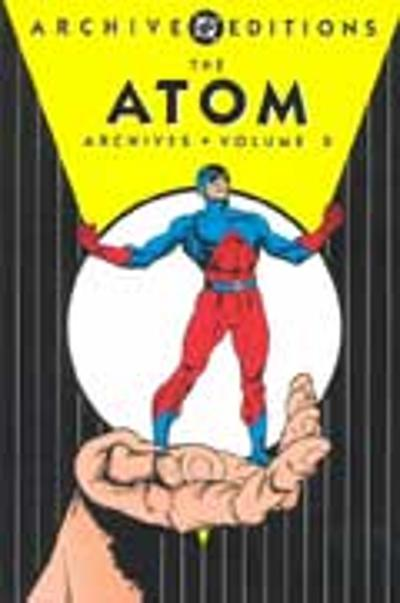 The Atom - Murphy Anderson