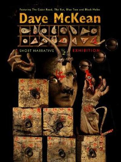 Pictures That Tick Volume 2 - Dave McKean