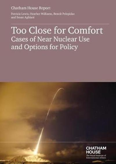 Too Close for Comfort - Patricia Lewis
