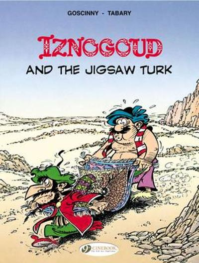 Iznogoud Vol. 11: Iznogoud and the Jigsaw Turk - Goscinny