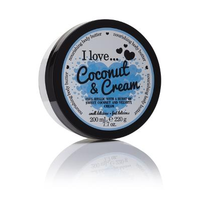 Coconut & Cream Body Butter - I Love...