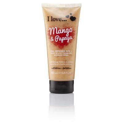 Mango & Papaya Exfoliating Shower Smoothie - I Love...