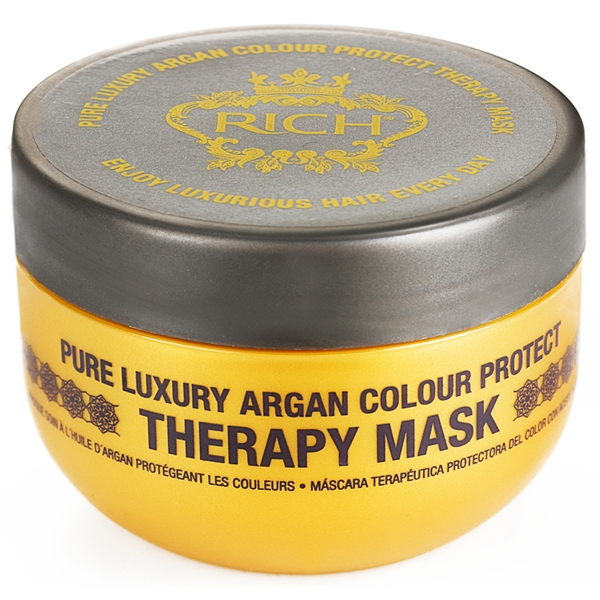 Pure Luxury Argan Colour Protect Therapy Mask - Rich