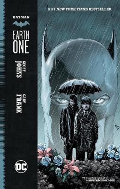 Batman Earth One - Geoff Johns