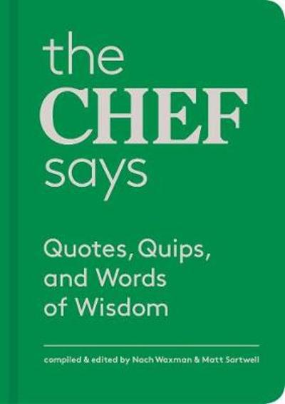 The Chef Says - Nach Waxman