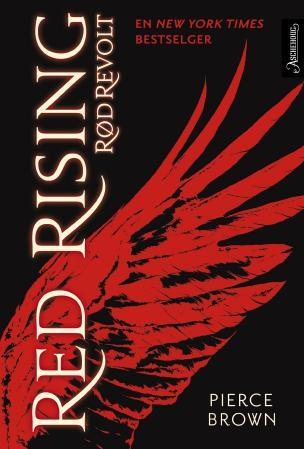 Rød revolt - Pierce Brown