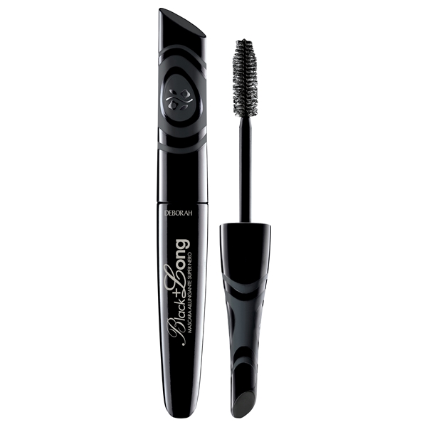 Black + Long Mascara - Deborah Milano