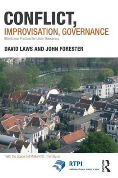 Conflict, Improvisation, Governance - David Laws