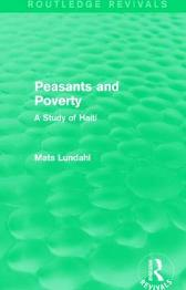 Peasants and Poverty - Mats Lundahl