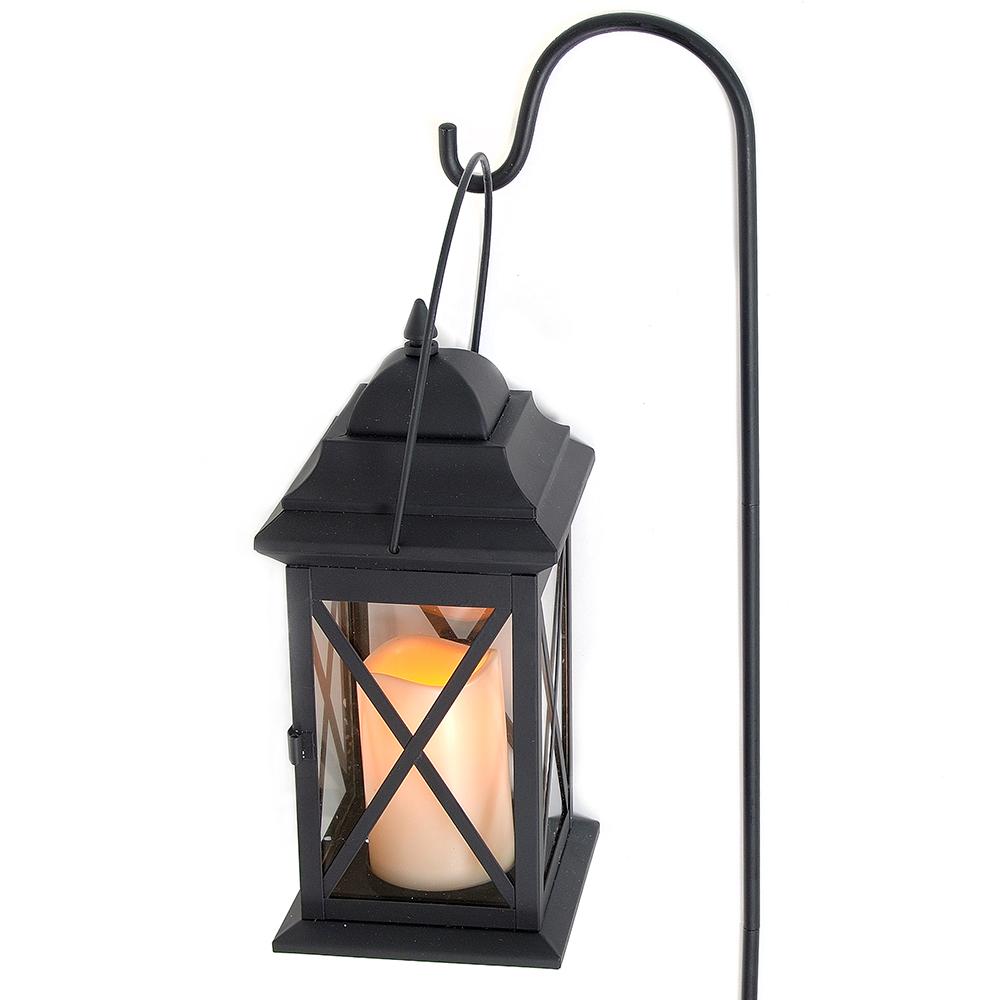 Seriøst Lykt Antial sort utendørs lys uten flamm - Andromeda » Bokklubben UG-54