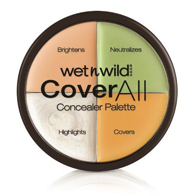 CoverAll Concealer Palette - Wet n Wild