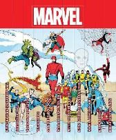 Marvel Famous Firsts: 75th Anniversary Masterworks Slipcase Set - Wally Wood Stan Lee Jack Kirby