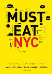 Must eat NYC - Luc Hoornaerts