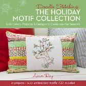 Doodle Stitching: The Holiday Motif Collection - Aimee Ray