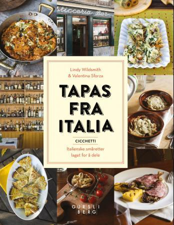 Tapas fra Italia - Lindy Wildsmith