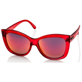 Hatter - Scarlet / Red Mirror - Le Specs