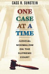 One Case at a Time - Cass R. Sunstein
