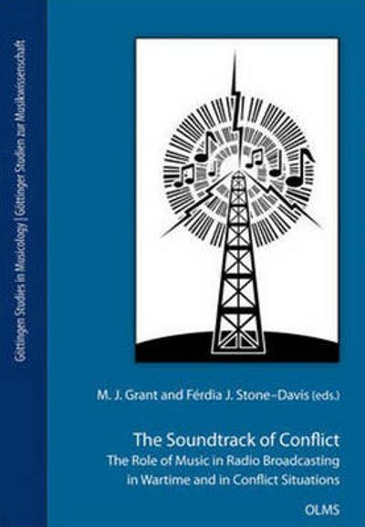 Soundtrack of Conflict - M. J. Grant
