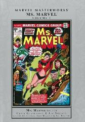 Marvel Masterworks: Ms. Marvel Volume 1 - Chris Claremont Gerry Conway John Buscema