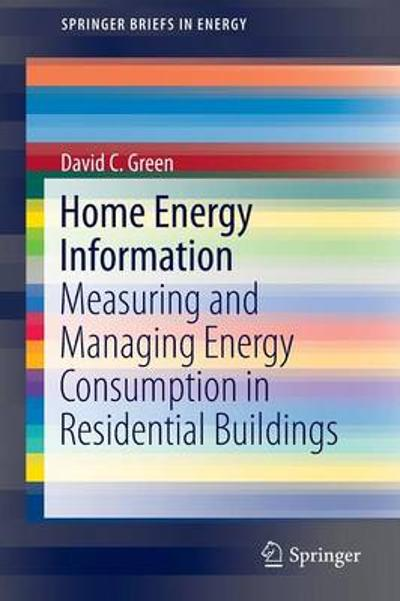 Home Energy Information - David C. Green