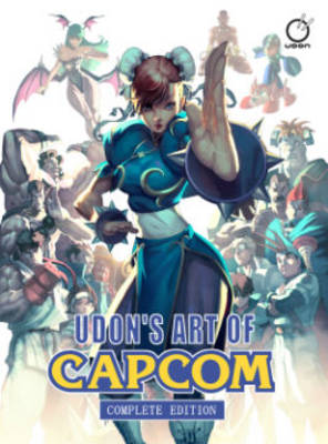 UDON's Art of Capcom: Complete Edition - UDON Alvin Lee Arnold Tsang Jeffrey Chamba Cruz Joe Ng Omar Dogan Gonzalo Ordonez Arias Joe Madureira