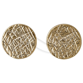 28134-2043 Gold Plated Earrings - Pilgrim