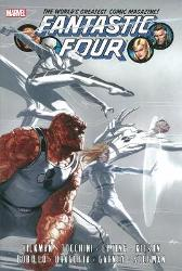 Fantastic Four By Jonathan Hickman Omnibus Volume 2 - Jonathan Hickman Barry Kitson Steve Epting