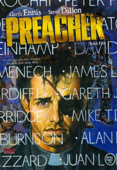 Preacher Book Five - Garth Ennis