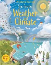 See Inside Weather and Climate - Katie Daynes Katie Daynes Russell Tate