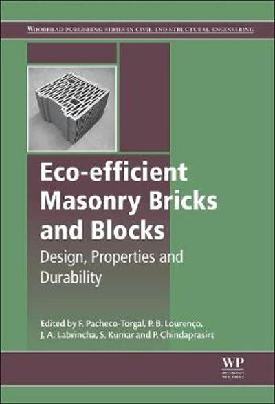 Eco-efficient Masonry Bricks and Blocks - Fernando Pacheco-Torgal