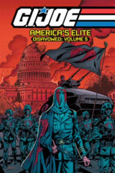 G.I. Joe America's Elite Disavowed Volume 5 - Mark Powers