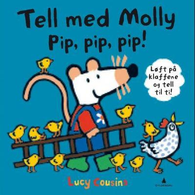 Tell med Molly - Lucy Cousins