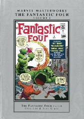 Marvel Masterworks: The Fantastic Four Volume 1 (new Printing) - Stan Lee Jack Kirby